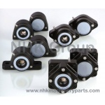 IP67 Pillow Block Bearing Unit