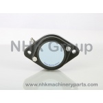 IP67 2 Hole Oval Flange Bearing Unit CC