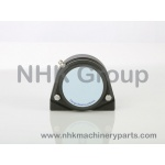 IP67 2 Hole Tapped Pillow Block Bearing Unit CC
