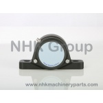 IP67 2 Hole Pillow Block Bearing Unit CC