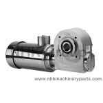 Gear motor in stainless steel type TEFC