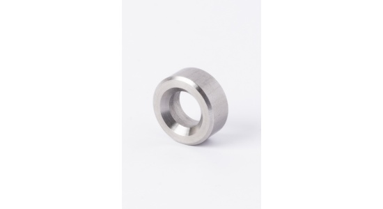 Spacer in stainless steel EHEDG