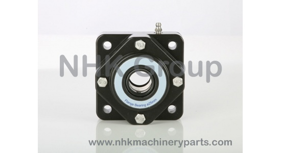 IP67 4 Hole Square Flange Bearing Unit OC