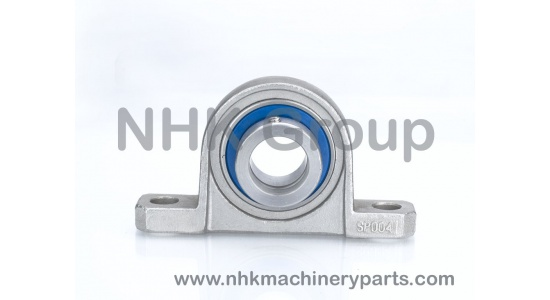 full Mini SUS Bearing Unit MUP - Pillow blocks units Eccentric locking collar type