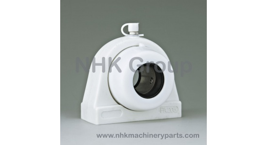 Tapped Base Pillow Block Unit PAPL open cover